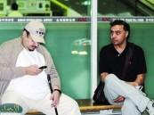 """عبدالرحمن بن مساعد يشكر """"عيد"""" على اهتمامه ببعثة الهلال"""