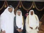 أسرة الوحيمد بمدينة العيون تزف ابنها سالم  .