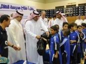 بحضور الأمير نواف بن سعد الهلال يشرع أبواب مدرسته الكروية بإشراف أسباني