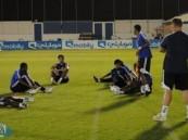 الهلال يعاود تدريباته وبعثة فريق أولسان الكوري الجنوبي تصل الرياض