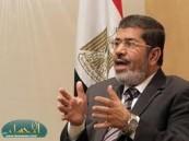 مرسي يؤيد تدخلاً عسكرياً عربيا في سوريا