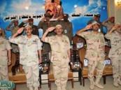 """""""اللواء العسيري""""  يرعي غدا ختام البطولة الخليجيه العسكرية الأولى للكرة الطائرة"""