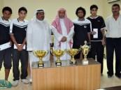 هجر ممثلاً للسعودية في البطولة العربية للأسكواش بالكويت