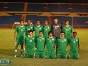 الأخضر الشاب يصل إلى دبي للمشاركة في نهائيات كاس أمم آسيا