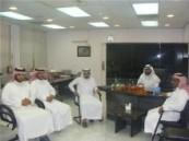 شراكة إستراتيجية في التدريب بين الكلية التقنية ومطار الأحساء .