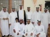 أسرة العيد بالعيون تحتفل بزواج ( سلمان ) .