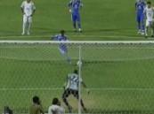 الزعيم الهلالي يواصل مسلسل انتصاراته في دوري زين السعودي بفوزه بأربعة أهداف مقابل لاشئ على الحزم .