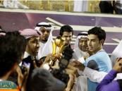 هجر يتوج بطلاً لكأس الاتحاد السعودي للشباب لكرة القدم