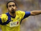 لجنة مراقبة المنشطات توقف أحمد عباس لاعب النصر لمدة عامين