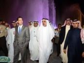القنصل العام الأمريكي بالظهران يزور فعاليات برنامج أرامكو السعودية الثقافي