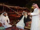 عدسة كاميرات قناة المجد الفضائية ترصد فعاليات برنامج أرامكو السعودية الثقافي