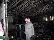 """تماس كهربائي يخلي مقر صحيفة """" الشرق """" بالدمام ولا إصابات"""