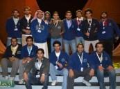 """أكثر من """" 854 """" متطوعاً في برنامج أرامكو السعودية الثقافي بالأحساء ."""