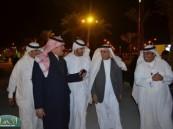 """"""" الجندان """" وعدد من مدراء الدوائر الحكومية ورجال الأعمال في ضيافة برنامج أرامكو الثقافي"""