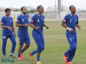 الفريق الأول لكرة القدم بنادي الفتح يختتم استعداداته لمواجهة فريق النصر .