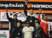 أمير المالكي يحقق المركز الأول لبطولة الدريفت الأولى على ميدان ديراب .