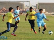 فريق شباب الجيل يجهز الفريق الأول لمواجهة الباطن والإدارة ترفع من معنويات اللاعبين .