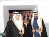 الأمير سلطان بن ناصر يزور معالم الأحساء السياحية