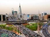 """شوارع الرياض الرئيسية تخضع لجراحة """" هندسية """""""