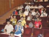 250طالب من الأحساء نشروا مفهوم الوطنية كسلوك في معسكرهم بالمدينة الساحلية .