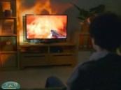 IllumiRoom تقنية تجعل الغرفة جزءا من بيئة اللعبة الإلكترونية