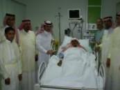 نجاح عملية فتح شرايين قلب لمسن في مركز الأمير سلطان لمعالجة القلب بالأحساء .