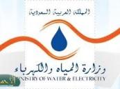 ميزانية وزارة المياه والكهرباء