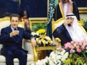 الرياض وباريس تؤكدان ضرورة تحريك عملية السلام