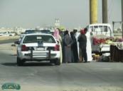 معركة بصناديق الخضار تستدعي تدخل دوريات الأمن .