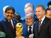 بلاتيني يطالب بدخول الإمارات شريكة مع قطر في تنظيم كأس العالم ٢٠٢٢