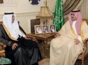 الأمير نواف بن فيصل يستقبل اليوم إدارة نادي الفتح .