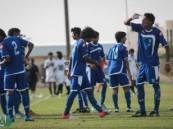شباب هجر يكتسح شباب الفتح  بأربعة أهداف .