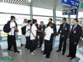 وصول بعثة المنتخب إلى ماليزيا ويجري أول تمارين