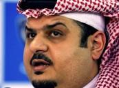 رئيس الهلال عبدالرحمن بن مساعد يلوح بالرحيل ويقسم لم أتلقى اتصال من عيد