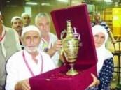 فلاح تركي أمضى 43 عاماً يجمع كلفة الحج