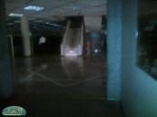 المقر الرئيسي للشركة السعودية للكهرباء بالشرقية تحت وطأة الظلام