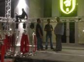 الاتحاد يفتتح متجره في حفل كبير