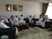 بلدي وغرفة الأحساء يناقشان مع وزير الكهرباء والمياه طلبات صناعية الخرسانة والطابوق .
