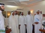 زيارة وفد تربوي من دولة البحرين للنادي الشبابي التابع للتنمية الأسرية
