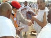 أول حاج تائة في المركز هندي وأول استخدام لنظام الـGPS مع حاج مصري .
