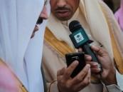 """الأمير بدر بن جلوي لـ """" الأحساء نيوز """" : الفتح فارس من فرسان الأحساء ."""