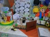 مشاركات المعلمة ( تهاني العدساني ) تبهر حضور ملتقى المناهج المطورة في المتوسطة (22 ) بالهفوف