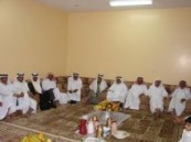 حفل معايدة اسرة الفضل والعبود والسعد بمدينة العيون (مرفق صور )