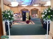 سمو الأميرة العنود آل الشيخ  تشرف حفل ومعرض الملتقى العلمي بقيادة الطالبات للمرحلة المتوسطة .