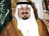 الأمير خالد بن سلطان : ولي العهد أنهى فترة العلاج وتوقف عن تناول الأدوية وهو الآن بصحة ممتازة وعودته خلال أيام بإذن الله .