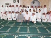 """مدرسة الملك خالد الثانوية بالأحساء تقيم المسابقة """" الثقافية الكبرى الأولى """""""