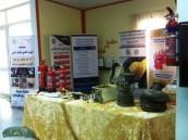 الكلية التقنية للبنات بالأحساء تشارك في اليوم العالمي للسلامة المهنية