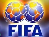 """الفيفا يشيد بفوز وأهداف الهلال و """" المسحل """" يلوح بإنسحاب المدلج"""
