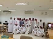 قسم الأرشاد الطلابي بثانوية الملك خالد يستقبل نخبة من طلاب كلية الصيدلة الإكلينيكية