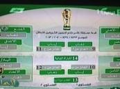 لجنة المسابقات تحدد مواعيد بطولة كأس الملك للأبطال